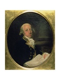 Portrait of Arthur Phillip (1738-1814), Commander of the First Fleet in 1788, Founder and First… Giclee Print by Francis Wheatley