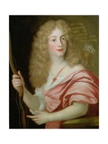 Portrait of Victor Amadeus II, Duke of Savoy (1666-1730) Giclee Print by Henri Gascard
