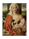 Madonna and Child, C.1525-30 Giclée-Druck von Joos Van Cleve