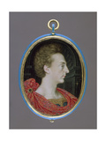 No.3903 Henry Frederick, Prince of Wales (1594-1612), Eldest Son of King James I of England (VI… Giclee Print by Isaac Oliver