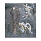 The Finding of Medusa, C.1876 Giclee Print by Sir Edward Coley Burne-Jones