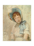 Portrait of Harriet Hubbard Ayers Giclee Print by William Merritt Chase