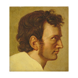 Self Portrait Giclee Print by Philipp Otto Runge