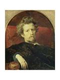 Self Portrait, 1848 Giclee Print by Karl Pavlovich Bryullov
