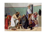 The Return of Ulysses, 1840/53 Giclee Print by Edward Armitage
