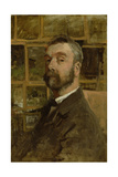 Self Portrait, C.1884 Giclee Print by Anton Mauve