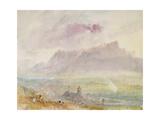 Lake Thun, C.1838 Giclee Print by Joseph Mallord William Turner