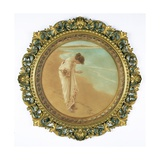 The Sea Hath its Pearls Giclee Print by William Henry Margetson