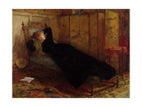 Dolce Far Niente, 1872 Giclee Print by Sir William Quiller Orchardson