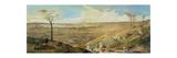 Ballarat, 1858 Giclee Print by George Rowe