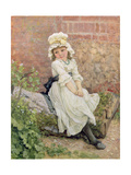 The New Friend, 1880 Giclee Print by Edward Killingworth Johnson