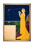 Star Gazing Giclee Print by Henri Georges Jean Isidore Meunier