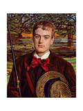 Cyril Benoni Holman Hunt, 1880 Giclee Print by William Holman Hunt