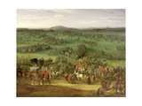 The Battle of Nordlingen II, C.1634 Giclee Print by Pieter Meulener