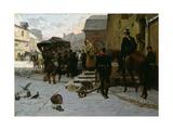 Boule De Suif, 1884 Giclee Print by Paul Emile Boutigny