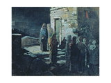 Christ after the Last Supper in Gethsemane, 1888 Giclee Print by Nikolai Nikolajevitch Gay