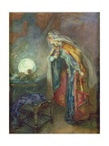 The Crystal Ball Giclee Print by Joseph Finnemore