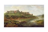 Windsor Castle Giclee Print by Hendrick Danckerts