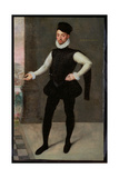 Portrait of a Young Man Giclee Print by Francois Clouet