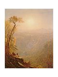 Kauterskill Clove, in the Catskills, 1862 Giclee Print by Sanford Robinson Gifford