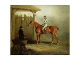Soothsayer, Winner of the St. Leger 1811 Giclee Print