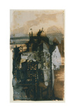 A Renaissance Chateau Giclee Print by Victor Hugo