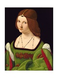 Portrait of a Lady Giclee Print by Giovanni Antonio Boltraffio