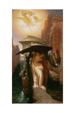 Perseus and Andromeda, C.1891 Giclée-Druck von Frederick Leighton