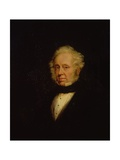 Portrait of Lord Palmerston (1784-1865) Giclee Print by Marshall Claxton