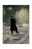 The Explorer A. E. Nordenskiold (1832-1901) 1886 Giclee Print by Georg Rosen