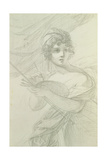 Self Portrait, C.1800 Giclee Print by Elisabeth Louise Vigee-LeBrun