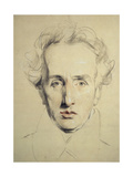 Portrait of the Duke of Wellington (1769-1852) as a Young Man Giclee Print by Samuel Laurence