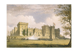 South East View of Windsor Castle, from 'Windsor and its Surrounding Scenery', 1838 Giclee Print by James Baker Pyne