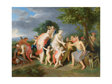 The Judgement of Paris Giclee Print by Gerard Hoet
