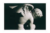 Cupid Trapping a Butterfly, Model Made in 1802, Marble Executed by Pierre Cartellier (1757-1831)… Giclee Print by Antoine Denis Chaudet