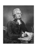 Reverend Thomas Clarkson, M.A. (1760-1846) Engraved by John Young (1755-1825) 1789 Giclee Print by Carl Frederik van Breda