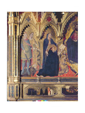 The Strozzi Altarpiece, 1357 (Detail) Giclee Print by Andrea Di Cione Orcagna