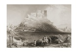 The Rock of Cashel, County Tipperary, Ireland. from 'scenery and Antiquities of Ireland' by… Giclee Print by William Henry Bartlett