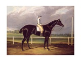 Jerry, Winner of the St. Leger in 1824 Giclee Print