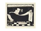 The Bath, 1894 Giclée-Druck von Félix Vallotton