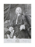 George Grenville (1712-70) Giclee Print by Richard Houston