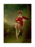 The Actor William Henry West Betty (1791-1874) Giclee Print by Andrew Geddes