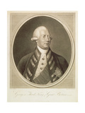George III, King of Great Britain, Engraved by G.S. and G.J. Facius, Pub. 1791 Giclee Print by William Berczy