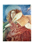 Musical Angel with Drum Giclee Print by Melozzo Da Forli