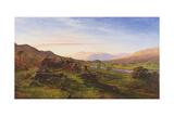 The Braes of Balquidder, 1860 Giclee Print by Waller Hugh Paton