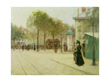 Paris, 1892 Giclee Print by Paul Cornoyer