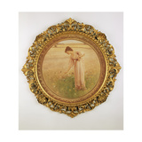 Flowers of the Field Giclee Print by William Henry Margetson