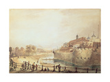 Tower of London, C.1840 Giclee Print by George Bryant Campion