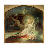 The Fairy Queen Giclee Print by Sir Joseph Noel Paton