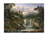 The Falls of Tummel, 1820 Giclee Print by Patrick Nasmyth